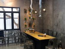 Thiết Kế Thi Công Nhà Hàng Haneul Korean Restaurant