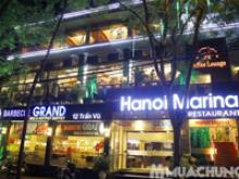 Thiết Kế Thi Công Nhà Hàng Hà Nội Marina Restaurant