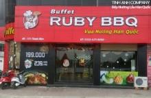 Nhà Hàng RUBY BBQ - HẢI DƯƠNG
