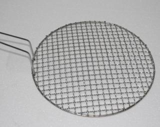 Vỉ inox đan lưới