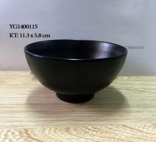 Bát sứ đen YG1400115